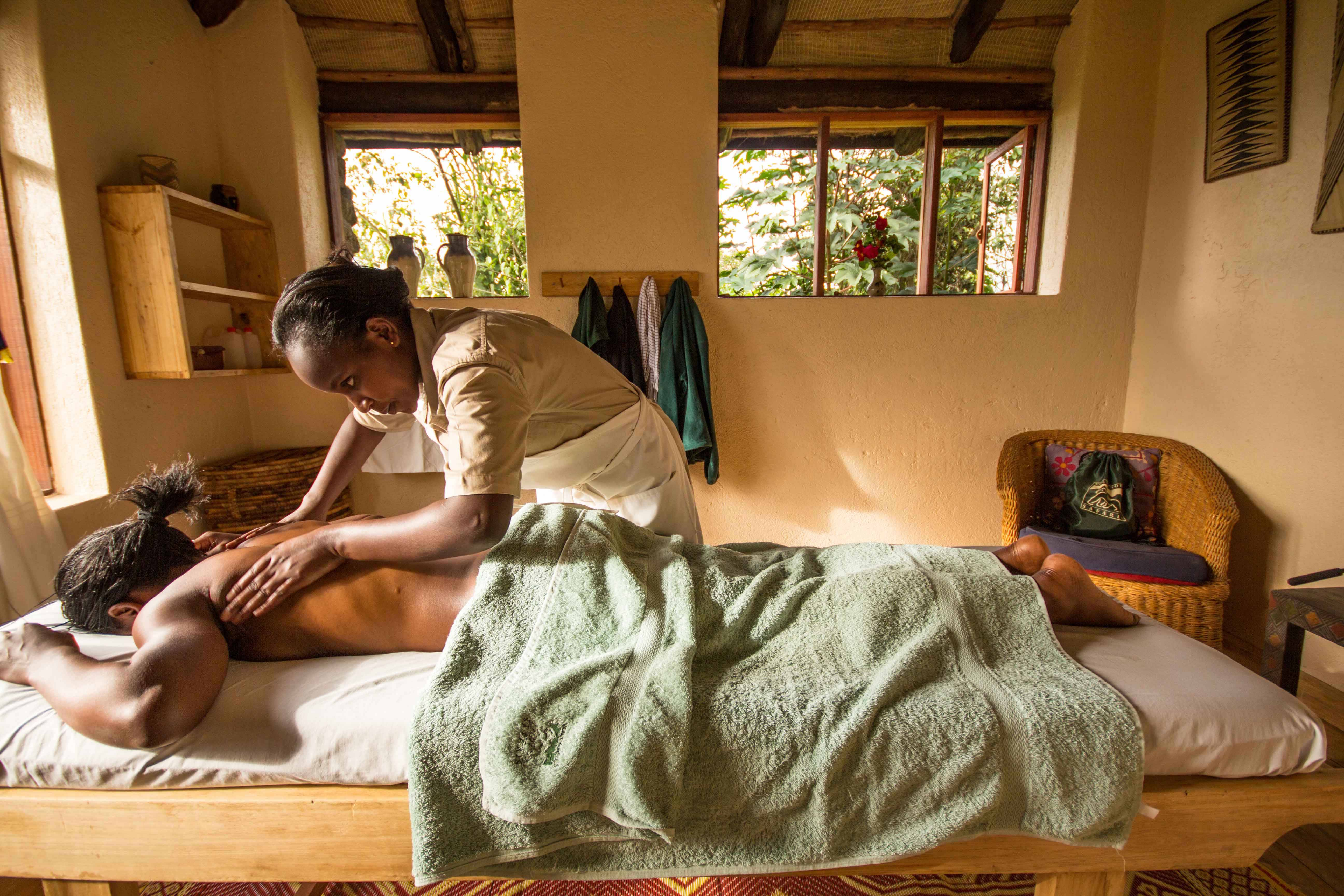 20 Virunga Massage