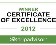 Virunga Certificate of Excellence