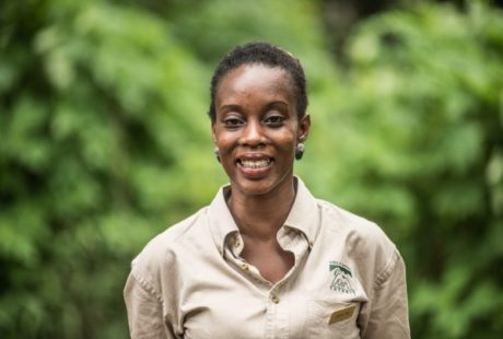 Joselyne Bwindi Lodge Manager