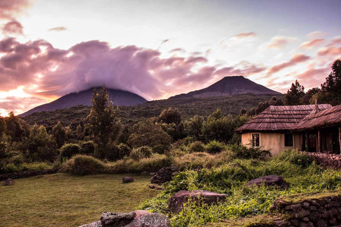 Volcanoes View.